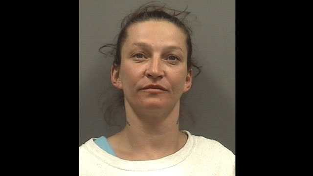 Jennifer Konicki: charged with engaging in prostitution