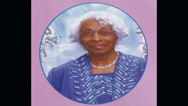 Rev. Dr. Flora Johnson Winestock, NAACP SC Woman of the Year, second runner up