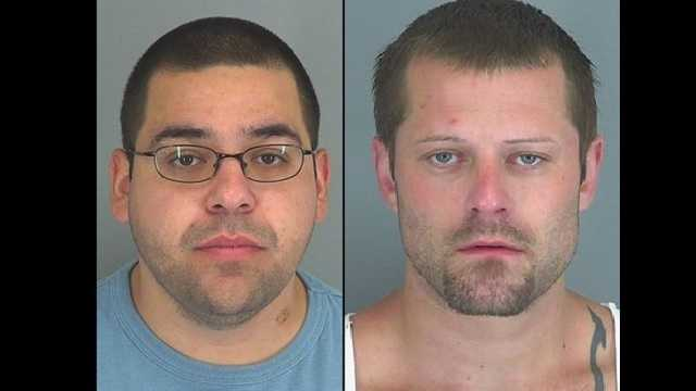 David Fuentes, Lee Matthew Cowan: Charged with stalking
