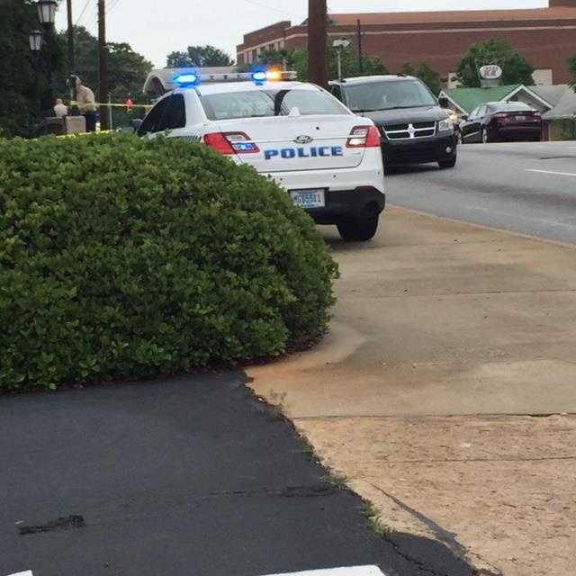 Courtesy of Spartanburg Police Department