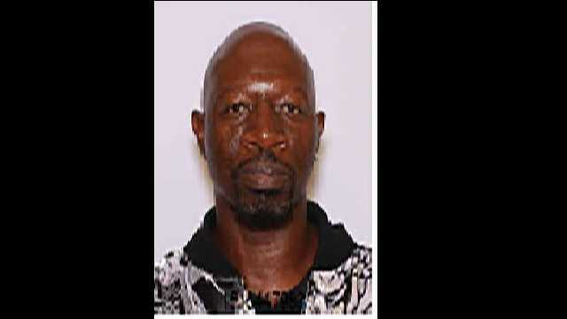 Terry Cooper: Charged with bank robbery
