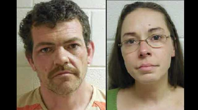Adam Conley, Kathryn Jeter: accused in connection to shot fired on school campus