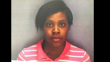 Shawnetta Patricia Wright: charged with three counts of unlawful conduct towards a child