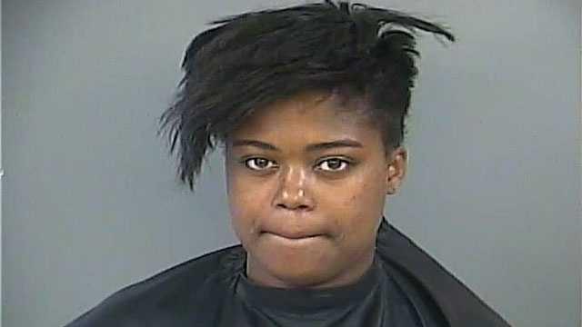Kiara Shaquara Monique Sullivan: Accused of assault and of exposing child to drugs