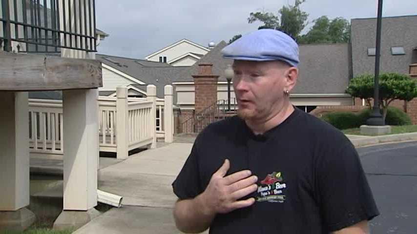 Upstate man talks about watching best friend get shot to death