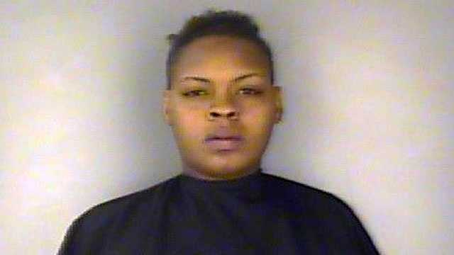 Kwmeshia Dorsha Simon: Accused of slashing a man, severely injuring him