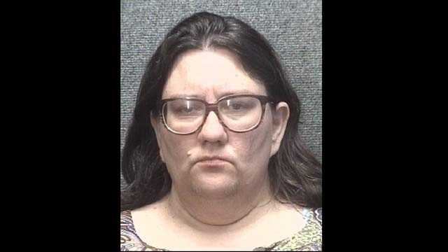 April Lee Yates: police say Yates was arrested for defrauding a restaurant