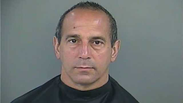 Nick John Castrinos: Accused of allowing illegal gambling in strip mall he owns
