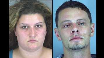 Cheryl Lynn, Andrew Buff: Accused of neglecting children found naked at motel