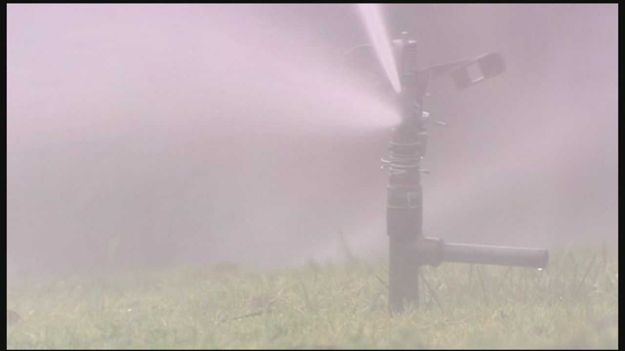 Tryon puts water restrictions into place due to drought.