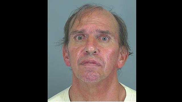David Earl Hoyt: accused of shoplifting