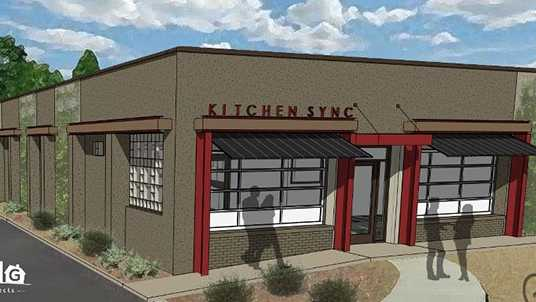 Kitchen Construction Begins Soon : Construction begins on greenville s first green certified