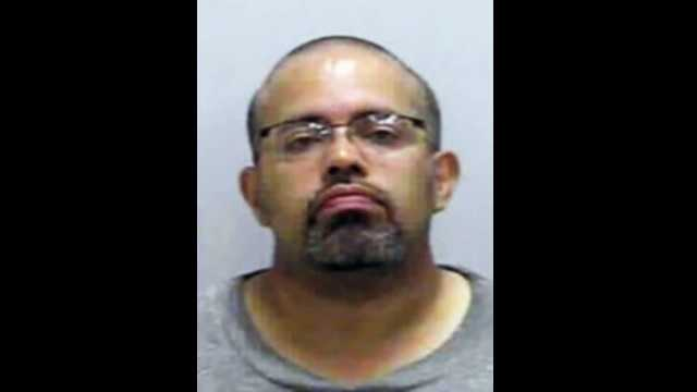 Ivan Delgado: Accused of letting his trailer-truck roll away, killing a women, injury her family