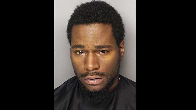 Daquan Washington: Accused of raping 8-year-old
