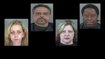 Check out this gallery of those arrested or wanted in the Upstate and WNC.