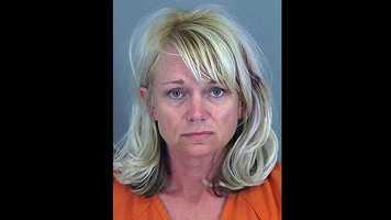 Freda Lambert-Smith: Accused of shooting her ex-boyfriend