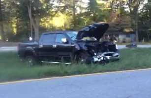 Scene of deadly wreck after crash
