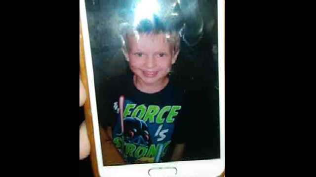 Missing 6-year-old: Payson Kelley