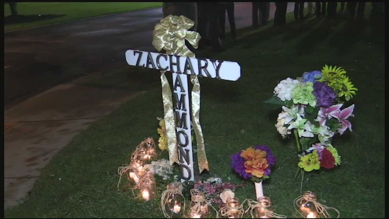 Family and friends gathered at the scene of a police involved shooting in July to remember a teen killed in the shooting.
