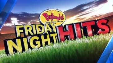 WYFF News 4's weekly coverage of area high school football games.