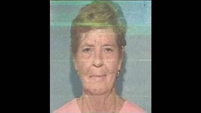 Gayle Harris, missing 71-year-old Woodruff woman