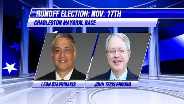 Charleston Mayoral Race