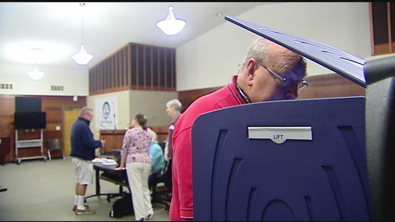 Greenville voting