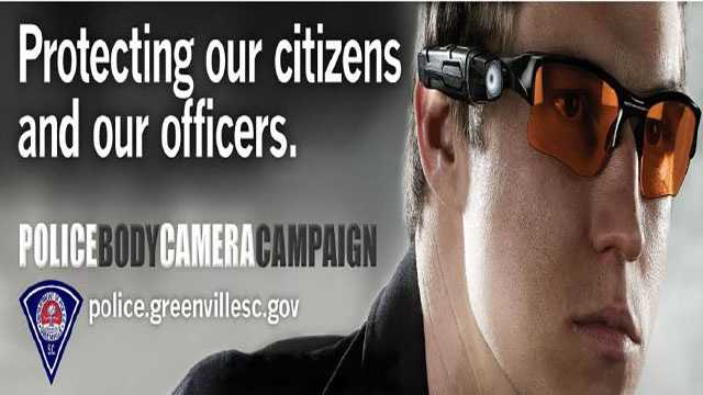 The Greenville Police Department is using a federal grant to implement a body-worn camera program.