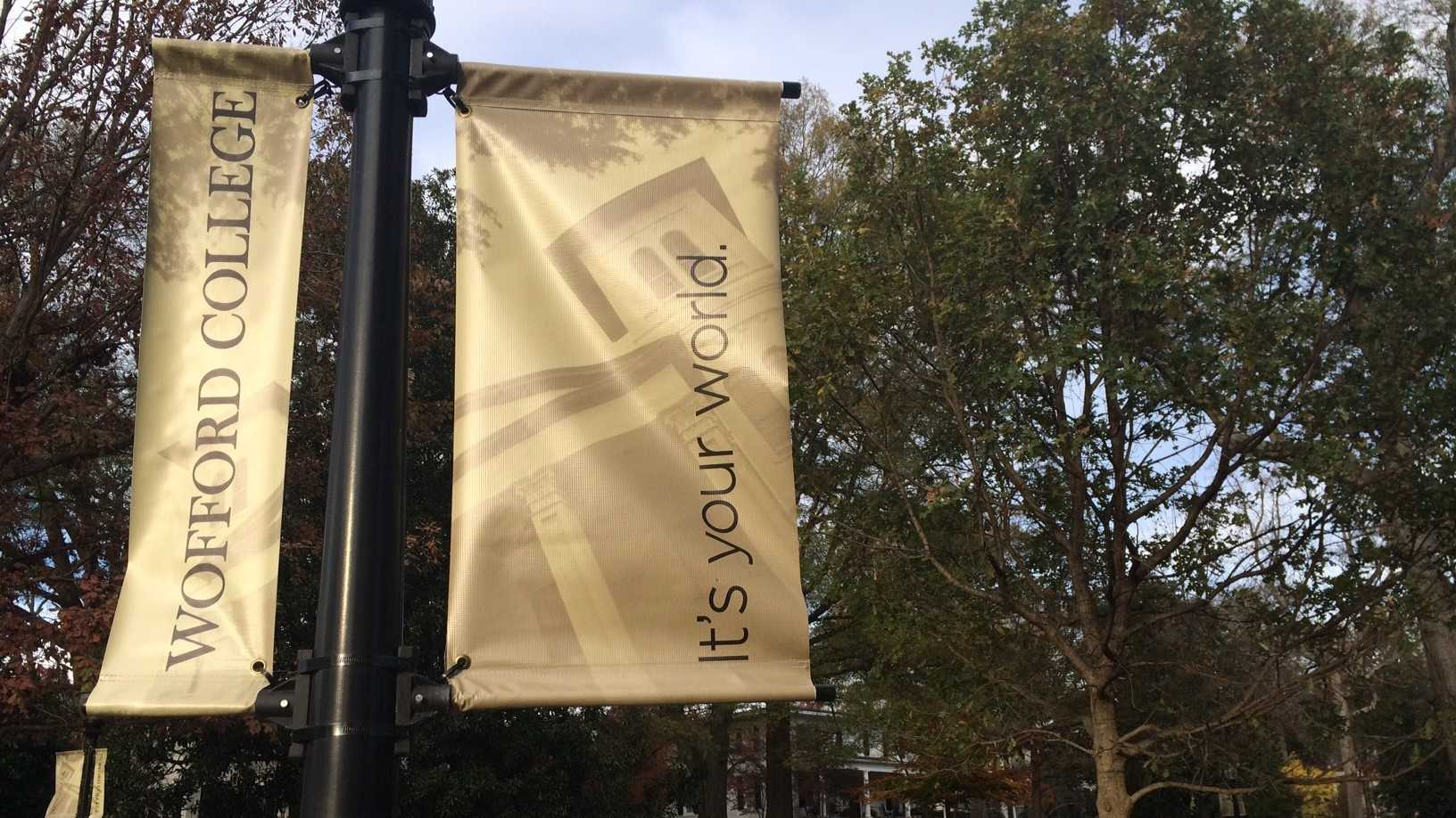 A student at Wofford College is preparing to spend four months studying in Paris.