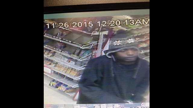 Pump and Munch convenience store robbery