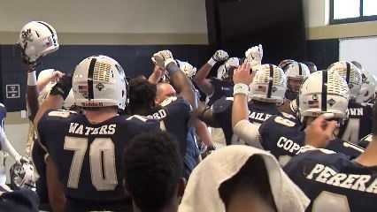 Charleston Southern beats The Citadel to advance in FCS Playoffs