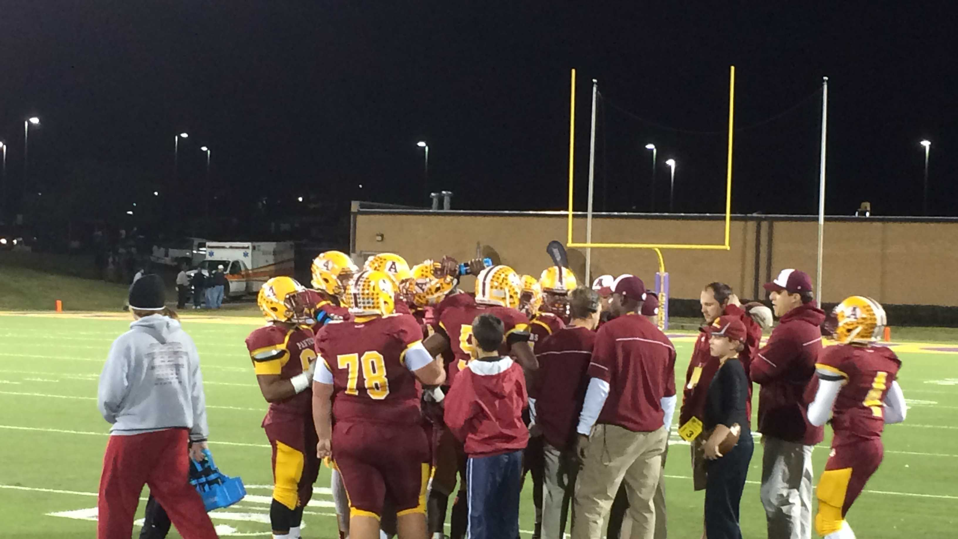 The Abbeville Panthers eye another football state championship.