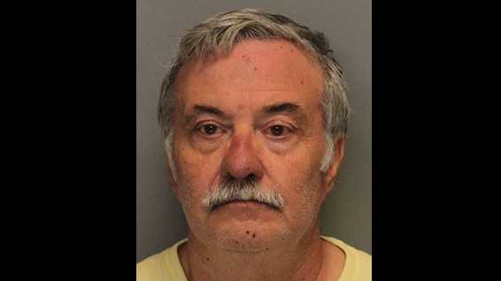 Leonard Church: accused of molesting 9-year-old boy