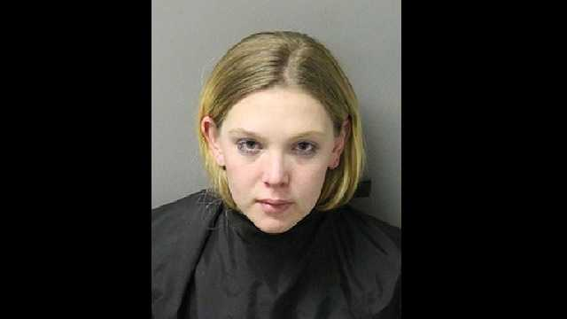 Kayla Michelle Reid: Charged with unlawful neglect of a child