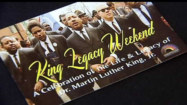 The Rainbow PUSH Coalition of Greenville announced MLK events.