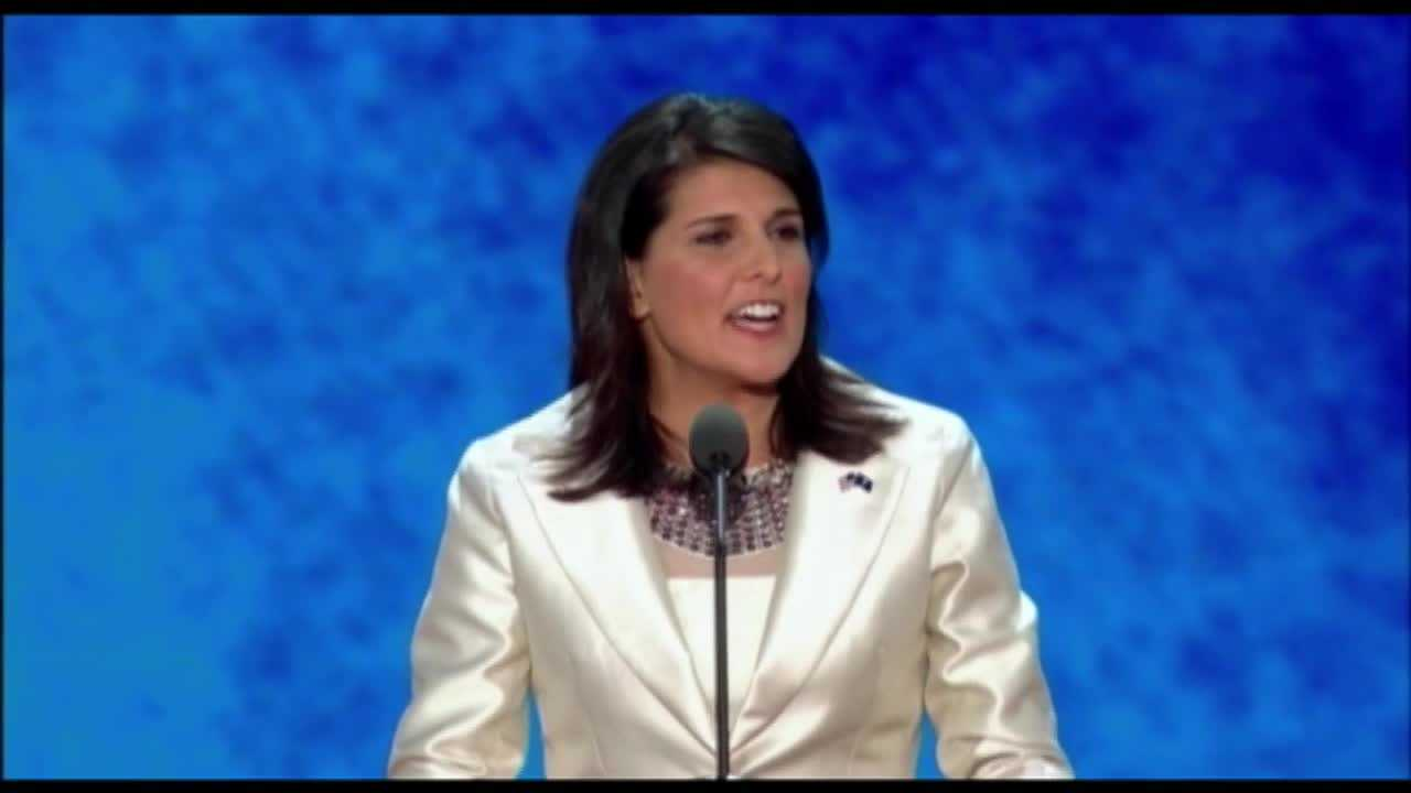 Haley will represent Republicans in the SOTU response.