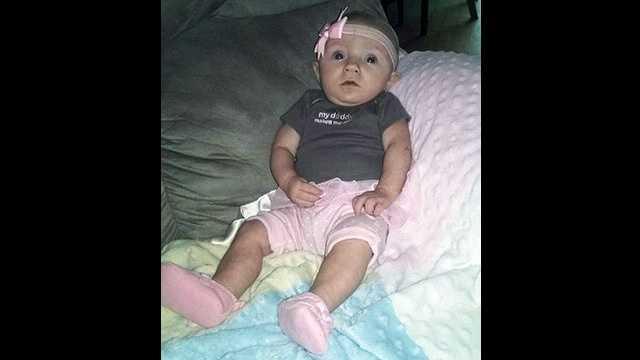 """Baby Grace"" Santa Cruz"