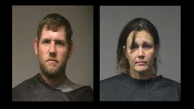 Jeffrey Gilstrap: charged with:four countsthird-degree burglary, two counts grand larceny greater than $10,000, and two petit larceny chargesJennifer Gravely: Charged with third-degree burglary andgrand larceny greater than $10,000