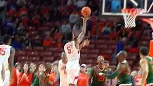 Tigers take down #8 Miami