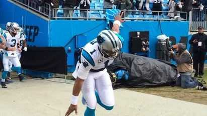 The Carolina Panthers defeated Seattle 31-24 to advance to the fourth NFC Championship game in franchise history.