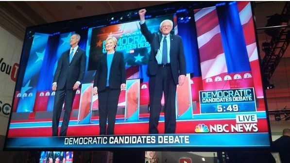 Democratic debate in Charleston