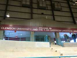 T. Ed Garrison Arena