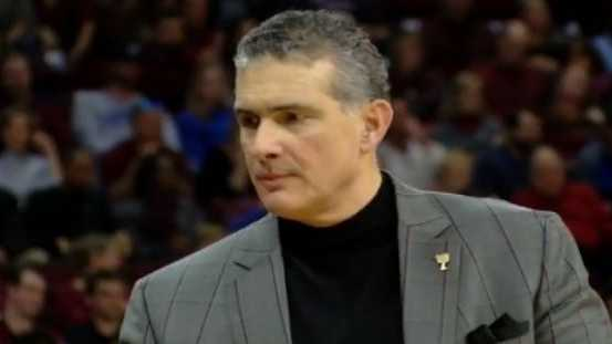South Carolina Head Coach Frank Martin