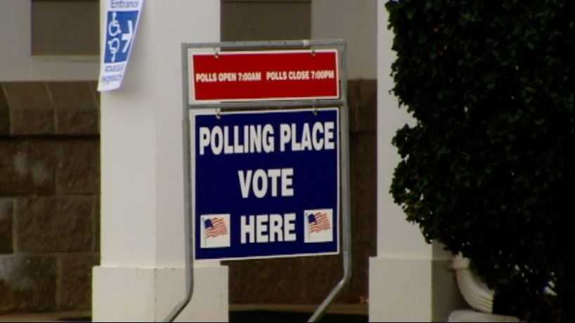 Voters are complaining about various problems at their polling sites for the Republican primary.