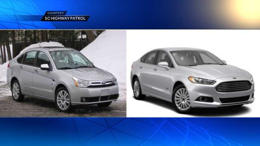SCHP believes a Ford Focus or Fusion was involved in hit and run.