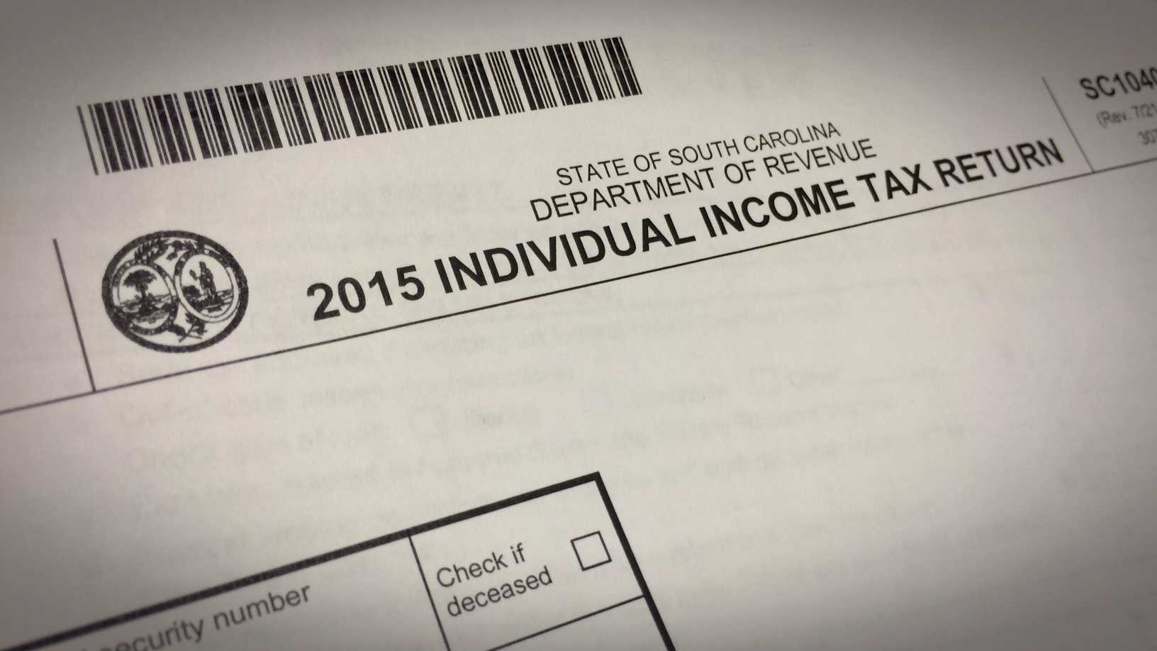SC tax refunds being issued after delay to combat fraud