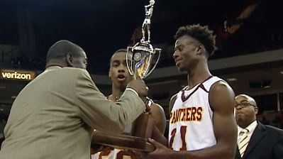 The Abbeville Panthers claim the 2A boys basketball state championship for the first time in school history.