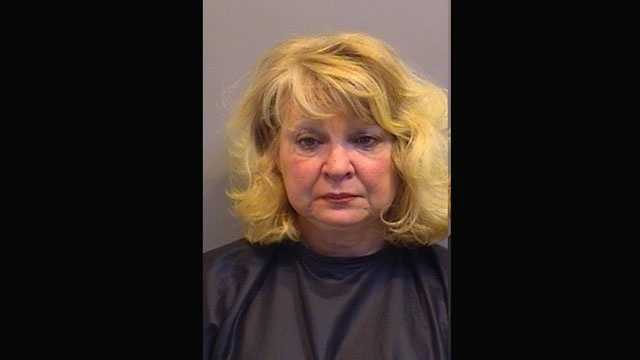 Kathy Bishop - Charged with DUI in Union County on March, 4, 2016