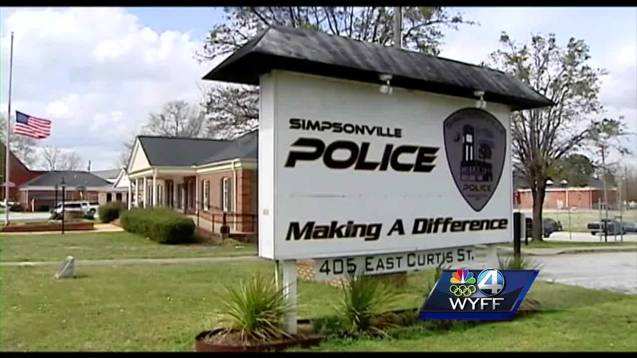Simpsonville Police may lose its accreditation if the council doesn't approve the signing of a check needed for it.