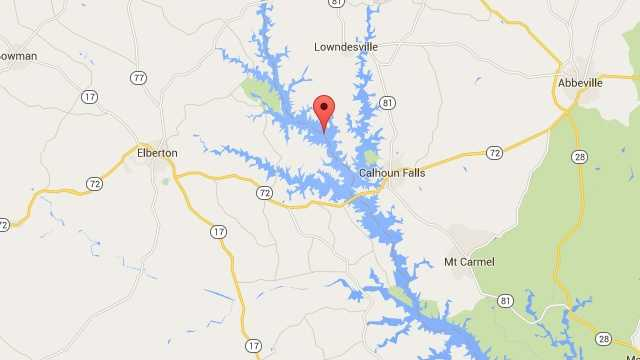 Richard B Russell Lake, Abbeville County